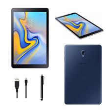 SAMSUNG - -GALAXY TAB A 10.5 32GB BLUE WIFI +4G SPRINT SM-T597P WITH ACCESSORIES