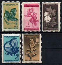 1950 TURKEY IZMIR SMYRNA INTERNATIONAL FAIR COMPLETE SET MNH**