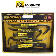 Roughneck ROU64961 5 piece wrecking & utility gorilla bar set 64-961