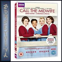 CALL THE MIDWIFE - COMPLETE SERIES 7 PLUS 2017 XMAS SPECIAL **BRAND NEW DVD***