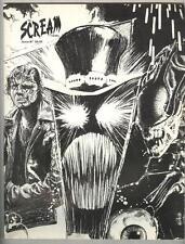 The Scream Factory #7 Summer 1991 VG+ Cthulhu Mythos Part 1