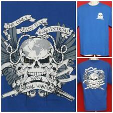 """Naval Special Warfare Only Easy Day Was Yesterday XL  T-shirt 23"""" Pit2Pit JFB-14"""