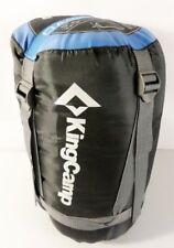 KingCamp Oase 250 KS3121R leichte 3 Saison Schlafsack Hüllenform Camping E33