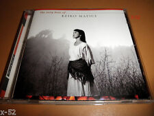 KEIKO MATSUI best of HITS cd FLIGHT OF THE ANGELS first 4 years SOUVENIR mover