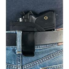 Smith & Wesson Bodyguard 380 Pistol With Laser Small of the back Gun holster