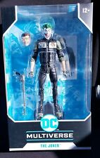 DC Multiverse THE JOKER Batman White Knight #8  Mcfarlane Toys