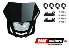 Masque de lampe POLISPORT LMX PROJECTEURS NOIR KTM EGS 620 LC4 EGS620