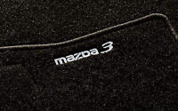 Genuine Mazda 3 2003-2008 Carpet Floor Mats Standard - BP5R-V0-320A