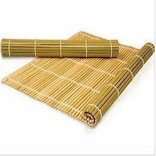 Simple Healthy Korea Japan Home DIY Kitchen Bamboo Sushi Mat Sushi Roll Maker