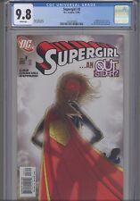 Supergirl #3 CGC 9.8 2005 DC Comic: NEW CGC FRAME