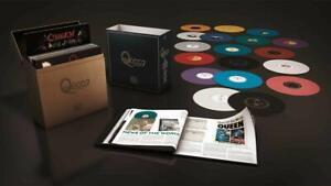 +++ Queen Vinyl Box Complete Studio Album Collection (180g) Limited Edition +++