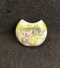 Vase demi-lune Gien - Collection Paris à Giverny TBE