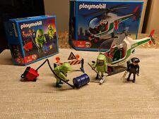 Playmobil Hubschrauber Polizei in Sonstige Playmobil