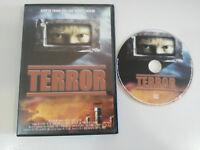 TERROR CLIFF DE YOUNG KAY LENZ ROBERT FERRETTI DVD TERROR HORROR