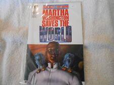 Martha Washington Saves the World #2 1998