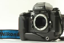 【Excellent+++++】 Nikon F4S 35mm SLR Film Camera Body  + Strap from Japan #867911