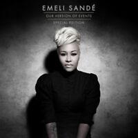 Emeli Sandé : Our Version of Events CD Special  Album (2012) ***NEW***