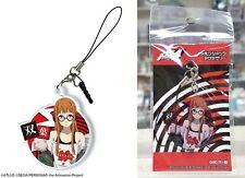 Persona 5 Acrylic Earphone Jack Accessory Ver.2 Futaba Sakura Navi Licensed New