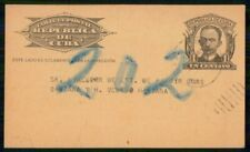 Mayfairstamps Habana to Vedado Man Card wwm_63271