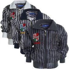 Jacken, Mäntel & Schneeanzüge für Jungen aus Baumwollmischung
