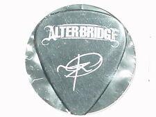 ALTERBRIDGE ALTER BRIDGE Logo & Ex CREED Signature Concert Tour GUITAR PICK