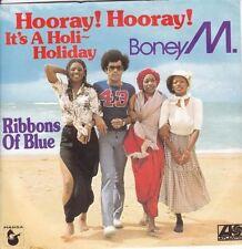 """Hooray! Hooray! It's A Holi-Holiday 7"""" : Boney M."""