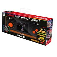 Official Blaze Atari Retro Handheld Console PacMan Edition with 60 Classic Games