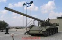 R-Model 1/35 35134 Metal Track For U S M107 Self Howitzer