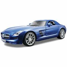 Mercedes-Benz Diecast Cars with Stand