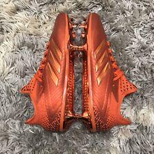 Adidas Men's Adizero Afterburner 4 Size 10.5 Baseball Cleats Collegiate Orange