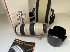 Canon EF 70-200mm 70-200 mm F2.8 IS L USM Objektiv