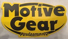 1 MOTIVE GEAR MOTORSPORTS OFF ROAD RACING STICKER