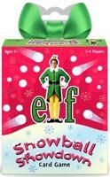 Elf - Snowball Showdown Card Game-FUN48715-FUNKO