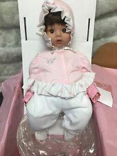 Nib Coa Susan Wakeen Little Pixie 16� Doll Coa Brown Hair/Eyes