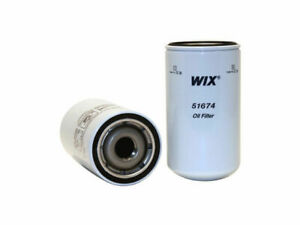 For 1996-2004 Mitsubishi Fuso FM-MR Oil Filter WIX 34179MG 1997 1998 1999 2000