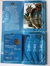 """2 Euro 2009 """"Anno Europeo Creatività e innovazione"""" Folder: San Marino""""LEGGI"""""""