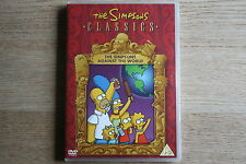 The Simpsons - Against The World (2004) -Reg 2 (UK) DVD - FREE UK 1ST CLASS P&P