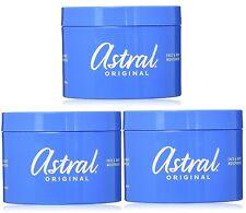3 x Astral Original Moisturising Cream 500ml