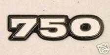 KAWASAKI 750 H2 - Sigle de cache latéral H2A