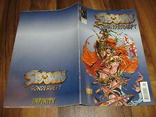 Spawn & Angela -- cuaderno 1 (de 2) // Infinity cómic 1997