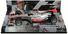 Minichamps mclaren MP4-25 winner australian gp 2010-jenson button échelle 1/43