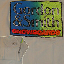 G&S / Gordon & Smith Snowboards Early 90s Snowboard Long Sleeve Tee Shirt
