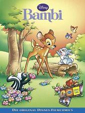 BamS-Edition, Disney Filmcomics: Bambi von Walt Disney (2012, Gebunden)