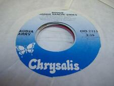 Disco Unplayed NM! 45 CLAUDIA BARRY Boogie Woogie Dancin' Shoes on Chrysalis
