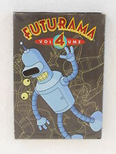 Futurama - Volume 4 (DVD, 2009, 4-Disc Set,)
