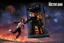 DOCTOR WHO ~ SEASON 10 BILL WITH TARDIS 24x36 TV POSTER DR BBC NEW/ROLLED!
