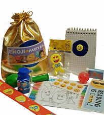 The Emoji Party/Loot bag with 10 great items included in each bag