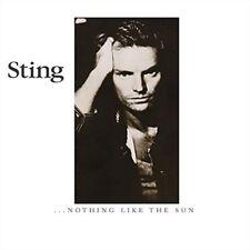 Sting Nothing Like The Sun 2016 European Remastered 180 Gram Vinyl 2-lp Mp3