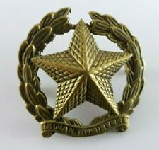 WW2 Indian Engineers Cap Badge - 2 Lugs to Rear - india -