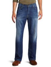 Lucky Brand 181 Men's Relaxed Straight Leg Jeans in Ol Neptune $99 NEW 32x32